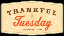 Thkfl Tuesday