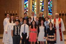 Confirmation 2014