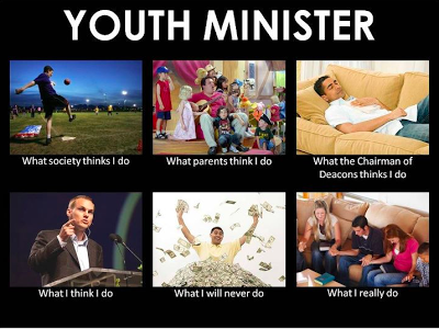 Youth Pastor Meme