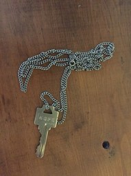 Hope Giving Key
