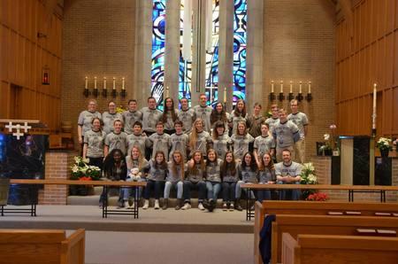 Youth Sunday 2015