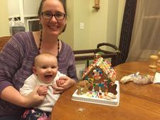 Gingerbread House 2015