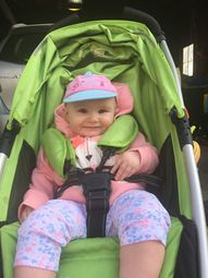 Hope In The Stroller March 2016