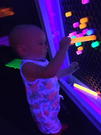 Lights At The Children's Museum June 2016