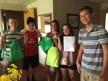 Buddy Bag Delivery 2016