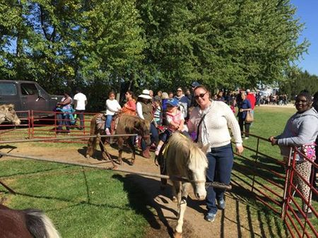 Pony Ride Oct. 16