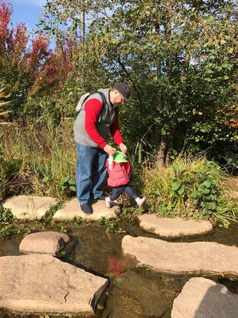 Children's Garden October 2016