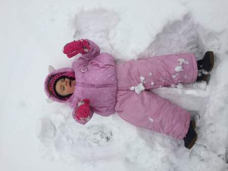 Snow Angel Dec 2016