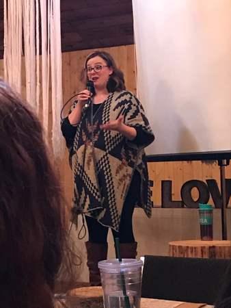 Sarah Bessey Feb 2017
