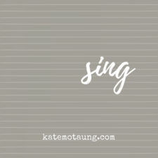 Sing 600x600