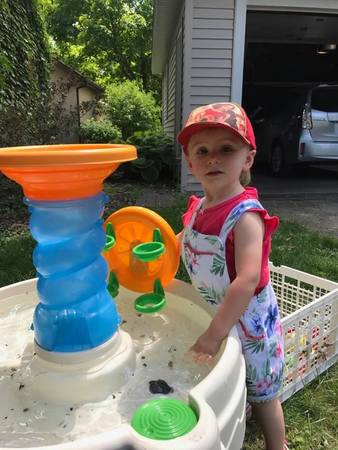 Water Table June 2017