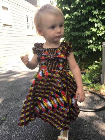 Kenya Dress June 2017