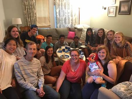 Lindsey's Going Away Party June 2017